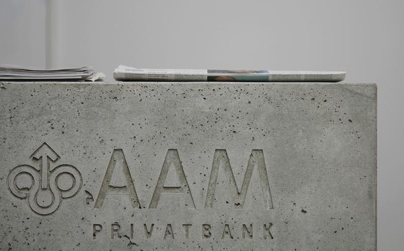 beton, betontresen, sonderanfertigung, Logo, Relief
