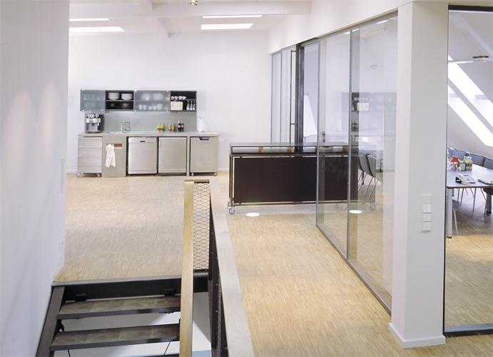 betonware, Küche All, Betonküche, Küche, Küchenausbau