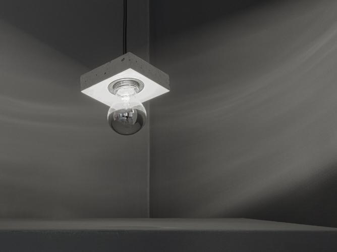 betonware, Leuchte LnA, Betonleuchte, Licht, Leuchte, Lampe