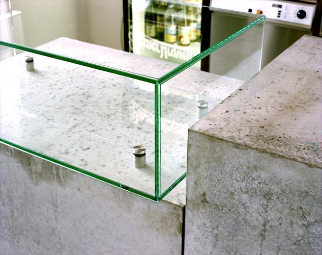betonware, Betontresen, Sonderanfertigung
