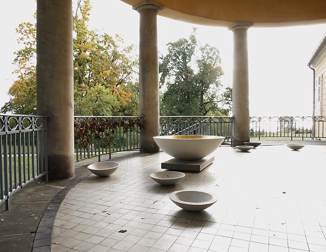 betonware, betonSchale, Schale, Betonmöbel, Innenraum, Aussenraum, Dekoration