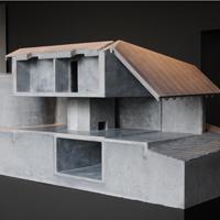 Modelle Haus Trancauna, MORGER+DETTLI